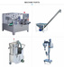 Automatic Milk Powder Pouch Filling Packing Machine Coffee Powder Pack