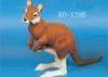 Fur animal decoration gifts,, Household decoration, synthetic fur ani