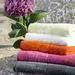 Differant types of towels, bathrope, bed linen