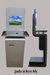 Payment kiosk, touchscreen kiosk