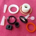 O-ring, Rubber o-ring, o ring, Rubber ball, Plastic ball