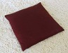 Cherry stone microwave pillow