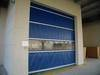 High speed automatic door