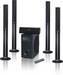 Cheaper 5.1ch home theater speaker