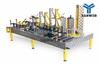 2D/3D Modular Flexible Welding Table