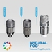 Taiwan Natural Fog High Quality Stainless Steel Mist Nozzle