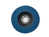 4.5 Inch T27 Sharpness Fiberglass Backing Zirconia Flap Wheel And Grin
