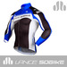 Summer Custom Sublimation Long Sleeve Jersey-honour