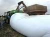 Grain silo bags