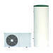 Air Source Heat Pump Water Heater (R22, R417A)