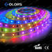 Magic  led  strip  light  with  DC12v  CE&ROHS  APP