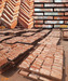 Refractory, Alloy, Old Red Brick