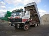 MERZEDES-BENZ SK2538LS V8 Tipper 6X4  Used 1991Y truck is in use