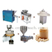 Tahini peanut butter making machine stone mill price