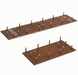 Spare and Wear parts for paver finishers