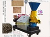 Biamass or wood sawdust pelleting equipment