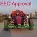 250cc Go Kart (GC146) with EC homologation