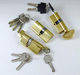 Europen profile brass lock cylinder SK908