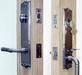 UL fire rated mortise lock