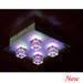 Modern LED remote control ceiling light GB-40467