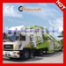 75m3 mobile concrete batching plant