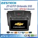 2 din hd touch screen car radio multimedia for chevrolet colorado/ s10