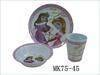 Supply for melamine storage box, melamine cutting board, melamine mug