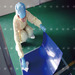 PE Cleanroom Disposable Dust Control Sticky Mat