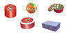 Metal tin box/ case/ cans, candy/mint tin, pencil /gift/tea/wine tinbox