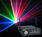 500mW/1W RGB laser lights