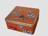 Food tin, tin can, tin box