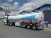 Ssemi chassis trailer  bottom filling system