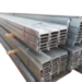 Hot dip galvanised perforated universal column h beam