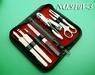 Manicure sets/pedcure kits (nail clipper, tweezers, beauty scissors)