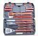 Manicure set, knives, scissors, bbq, garden tools, cutlery, camping set