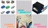 Network Components, Cable & Wire, Accesorires