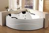 Monalisa acrylic indoor massage bathtub M-2005