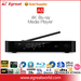 Egreat A5 Professional 4K Blu-ray HDD Media Player