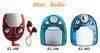 Gift / Portable / Carabina / Mini Radio & Reading Lamp & Message Lamp
