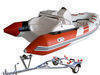 Sell boat trailer/inflatable boat