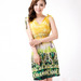 Exotic style lady dresses