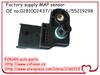 OE 0281002437 intake manifold pressure sensor for Buick/Fiat/Citroen