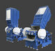 Heavy duty central plastic granulator SM series