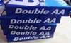 Double A A4 copy  papers for sale