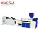 Double-color Double-slider PVC LDPE PP Zipper Extruder Machine