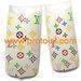 Designer nail tips, airbrush pre designed french nail, professional sal