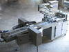 Packaging machine on-edge, complet snack line, biscuit, cup cake