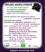 Organic Aronia Powder