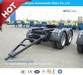 Tandem Axle Semi Trailer Dolly for Over Heavy Duty Lowboy or Faltbed T