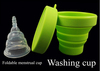 CE Certified Silicone Menstrual Cup